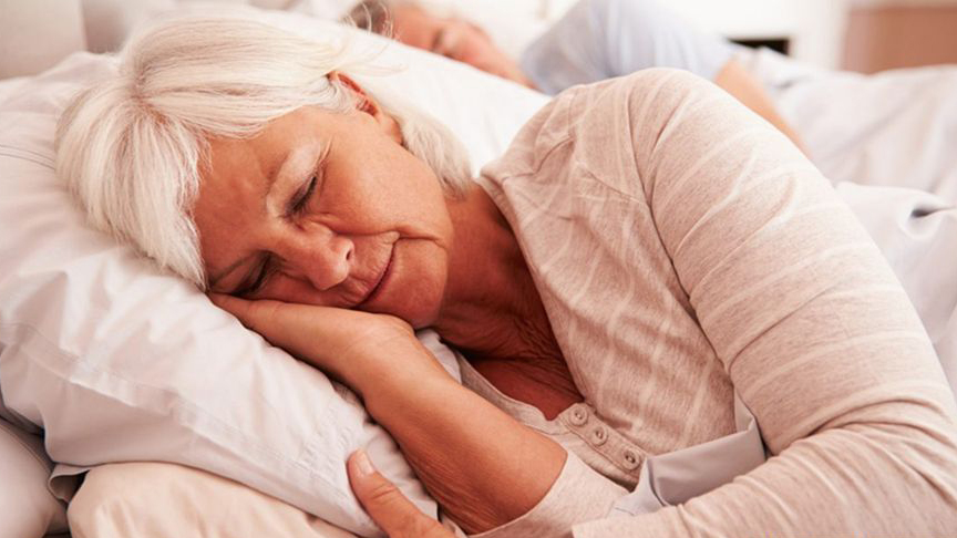 что делать при бессоннице у пожилых