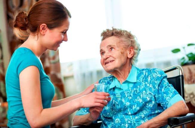 Фото Частный пансионат для престарелых «Домашний Очаг» Харьков: поддержка